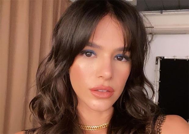 Bruna Marquezine sinaliza já ter sofrido algum tipo de agressão - Quem |  QUEM News