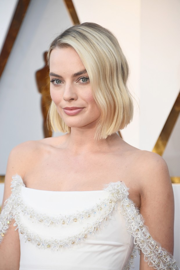 HOLLYWOOD, CA - MARCH 04:  Margot Robbie attends the 90th Annual Academy Awards at Hollywood & Highland Center on March 4, 2018 in Hollywood, California.  (Photo by Frazer Harrison/Getty Images) (Foto: Getty Images)