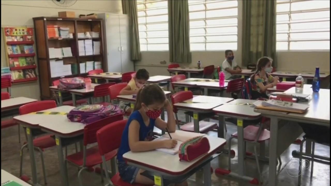 Escolas de José Bonifácio e Potirendaba retomam aulas presenciais nesta segunda-feira