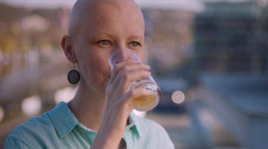 Mamma Beer: cerveja criada por empresária tcheca após superar um câncer (Foto: Divulgação)