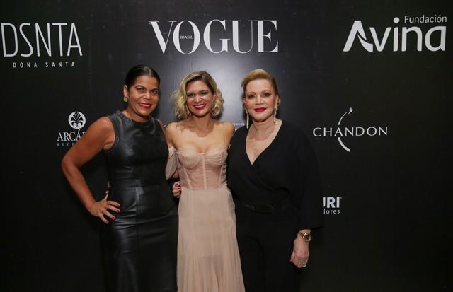 Daniela Falcão, Juliana e Lília Santos na edição passada (Foto:  Paloma Amorim)