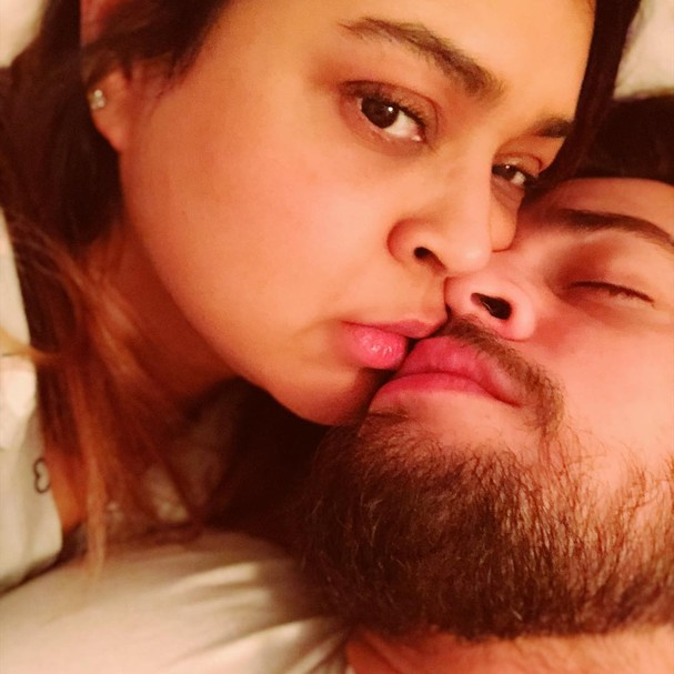 Preta e Rodrigo (Foto: Instagram/Reprodução)