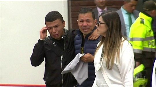 Autor de ataque com carro-bomba em Bogotá era da ELN; nº de mortos sobe para 21