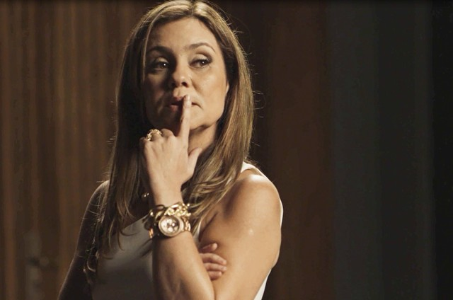 Adriana Esteves, a Laureta de 'Segundo Sol' (Foto: TV Globo)