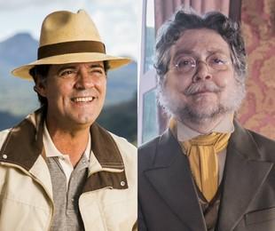 Felipe Camargo e Kiko Mascarenhas | João Miguel Júnior/ TV Globo