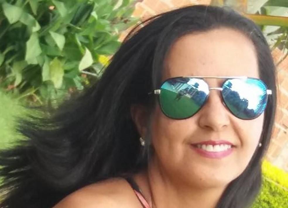 Professora Kelly morreu após ser 'atropelada' por cavalo durante tradicional Missa dos Vaqueiros, em Curaçá (Foto: Reprodução/ Redes Sociais)