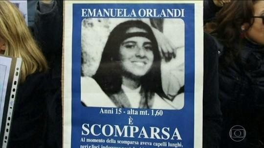 Vaticano convoca família de adolescente desaparecida em 1983 para nova exumação