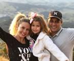 Debby Lagranha, Duda e Leandro | Reprodução/Instagram