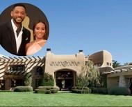 Mansão de Will Smith e Jada Pinkett de R$ 200 milhões tem princípio de incêndio