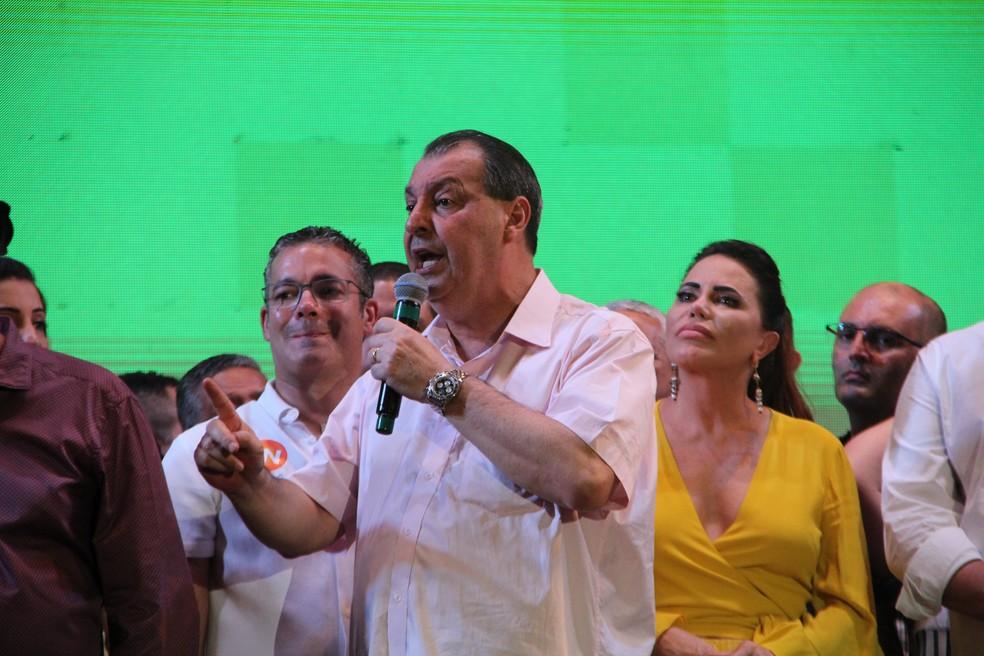 Omar Aziz (PSD) vai concorrer nas eleições 2018 (Foto: Rickardo Marques/G1 AM)