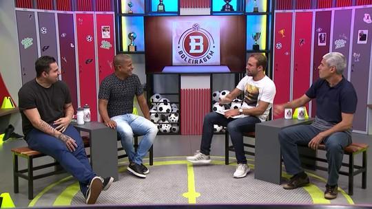 Boleiragem: Marcelinho e Ricardinho falam de briga, paz e bastidores do Corinthians na virada do século