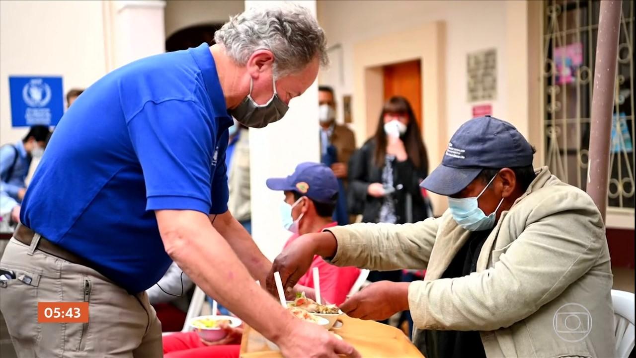 Pandemia colabora para o aumento da fome pelo mundo