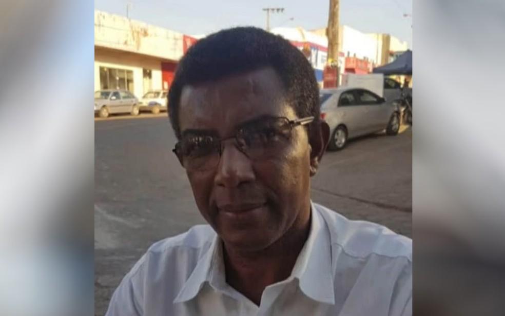 Ex-prefeito de Indiara Osvaldo Jesus Novais preso em Goiás — Foto: Reprodução/TV Anhanguera
