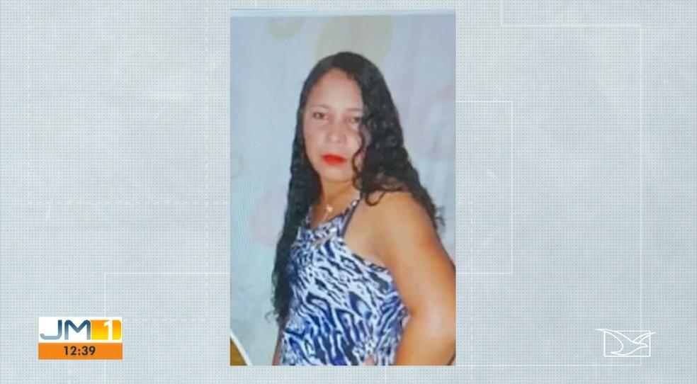 Maria Raimunda dos Santos Costa foi baleada após tentar intervir briga entre a irmã e o ex-marido em Balsas (MA) — Foto: Reprodução/TV Mirante