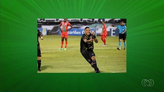 Destaque do ABC, Luan entra na mira do Goiás para sequência da temporada
