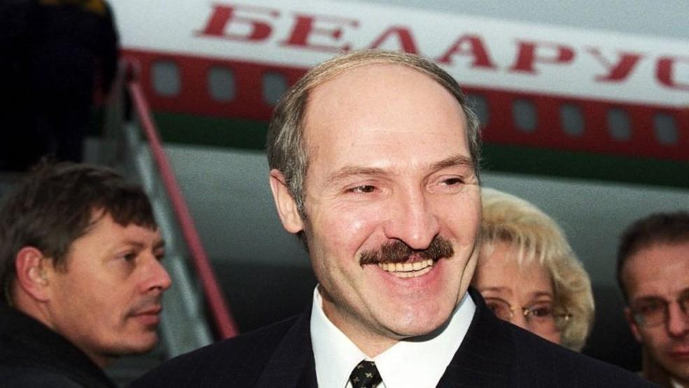 Aleksander Lukashenko é presidente de Belarus desde 1994 — Foto: Getty Images/BBC