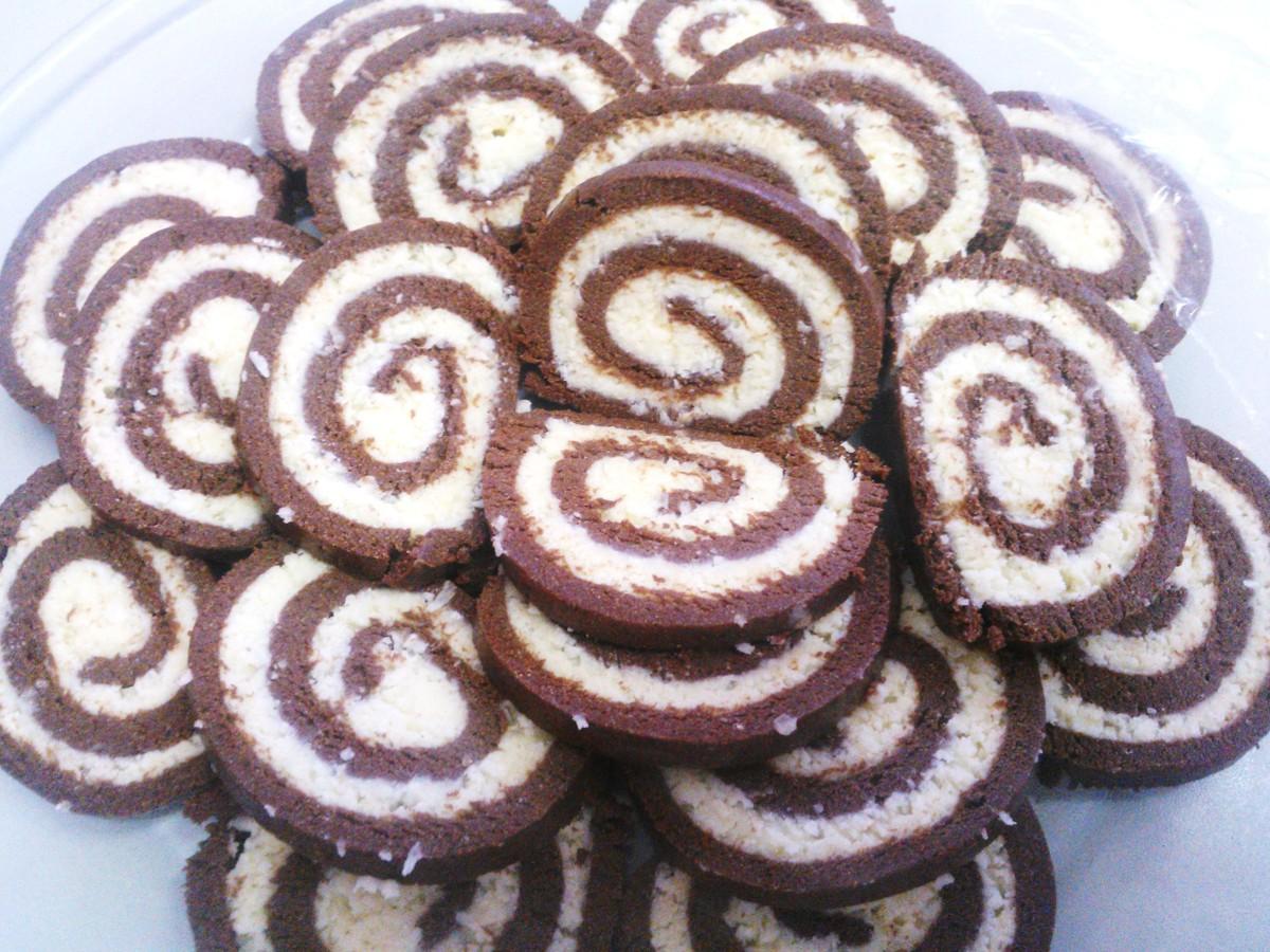 Rocambole De Coco Com Chocolate Prestígio Receitas Gshow Gshow