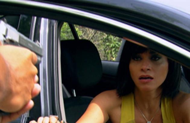 Na quarta (20), Tereza Cristina (Christiane Torloni) vai assassinar Marcela (Suzana Pires) (Foto: TV Globo)