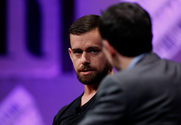 Jack Dorsey, CEO do Twitter,  (Foto: Kimberly White / Stringer/ Getty Images)