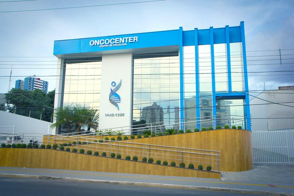 Clínica Oncocenter é referência no tratamento de câncer em Mato Grosso — Foto: Assessoria
