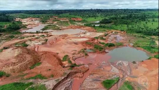 Isolados após rompimento de barragem, agricultores temem perder produção em RO