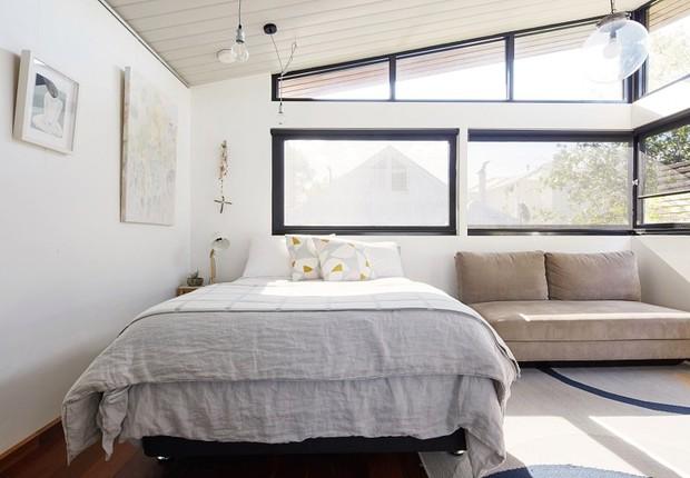 Casa em Melbourne, acomoda um casal (Foto: Divulgação)