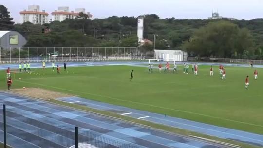 Conheça Pedro Henrique, alagoano que joga no Inter e foi convocado para a seleção sub-20