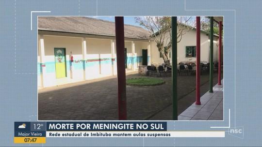 Imbituba tem 2º caso de meningite confirmado; aulas seguem suspensas