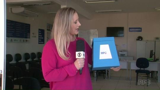 Redação Móvel deixa caixa de sugestões em Enéas Marques