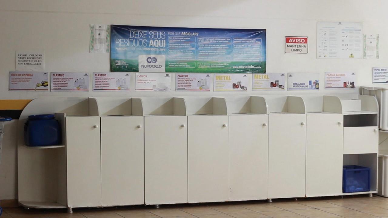 Empresa de Florianópolis desenvolve sistema para incentivar reciclagem do lixo