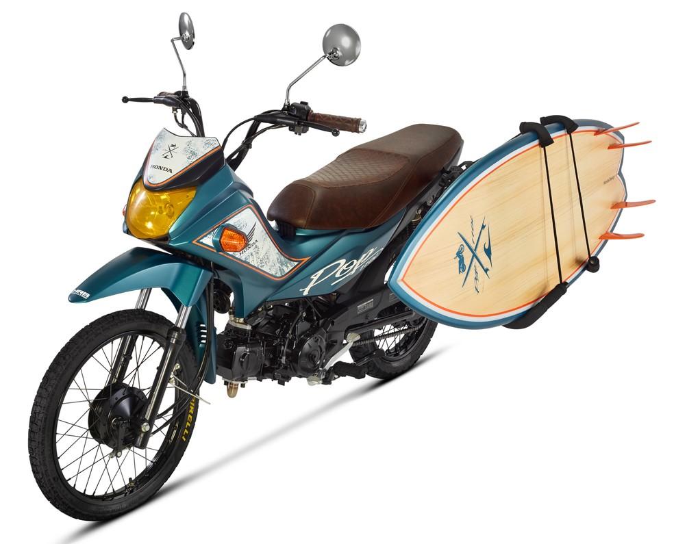 Honda Pop 110i Surf — Foto: Divulgação