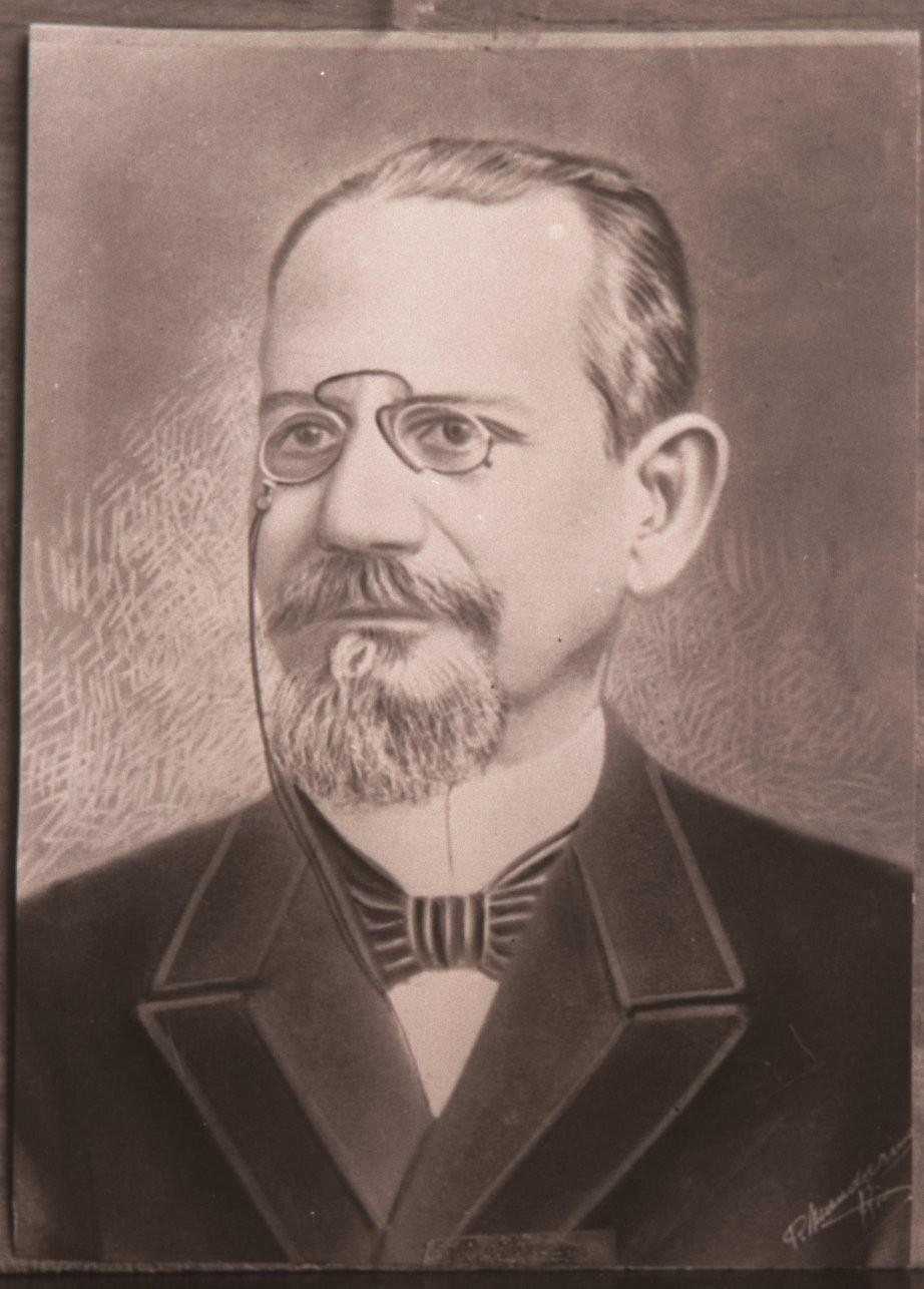 O presidente Francisco Rodrigues Alves, morto pela gripe espanhola, em 1919
