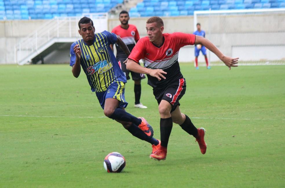 Força e Luz lidera segunda divisão do Campeonato Potiguar (Foto: Diego Simonetti/Blog do Major)