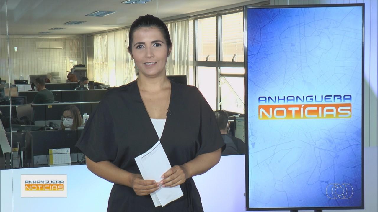 VÍDEOS: Anhanguera Notícias desta quinta-feira, 16 de setembro de 2021
