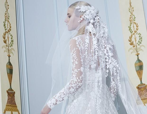 Conheça os estilistas de vestido de noiva que você precisa manter no seu radas fashion (Foto: Imaxtree)