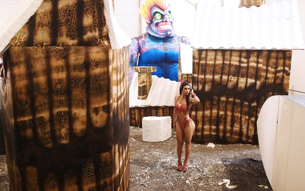 Helena Soares (Foto: Iwi Onodera / EGO)