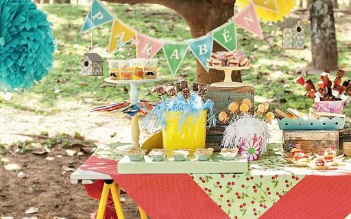 12 docinhos perfeitos para festas infantis