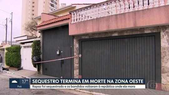 Jovem morto em república feriu ladrão com faca, diz testemunha