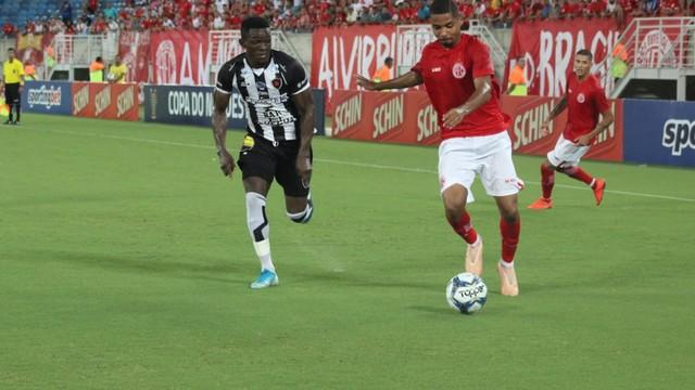 América-RN e Botafogo-PB empatam