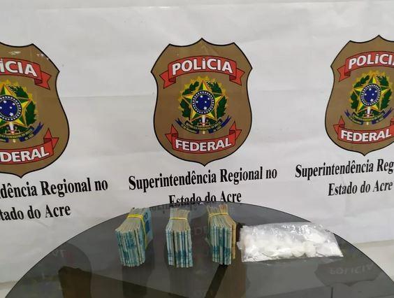 PF cumpre novas medidas judiciais contra o tráfico de drogas em Cruzeiro do Sul, interior do AC