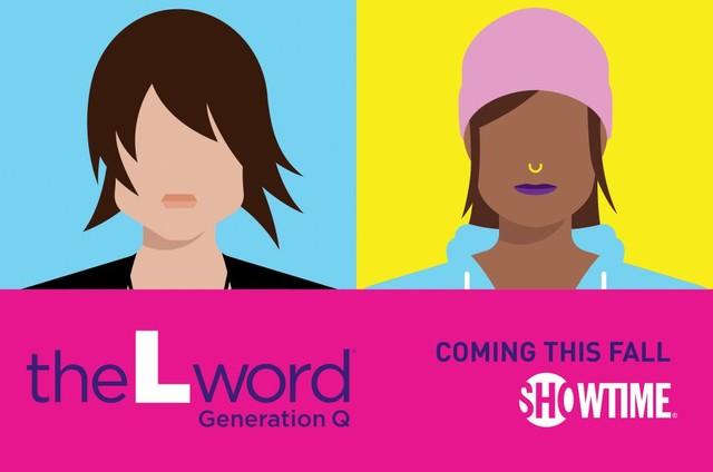 Cartaz da sequência de 'The L word' (Foto: Showtime)