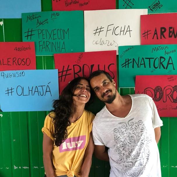 Mariana Sodré e Thiago Cavalli (Foto: Divulgação/Mariana Sodré)