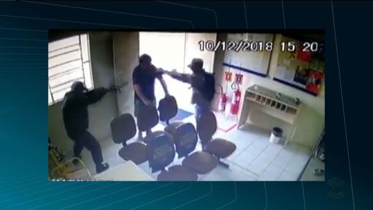 Vigilante é ferido em assalto a agência dos Correios em Junco do Seridó, PB