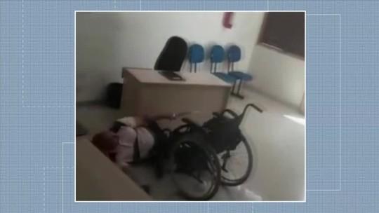 Cadeirante que invadiu prefeitura e atirou diz que estava revoltado com a falta de segurança após ter casa roubada em MT; veja vídeo