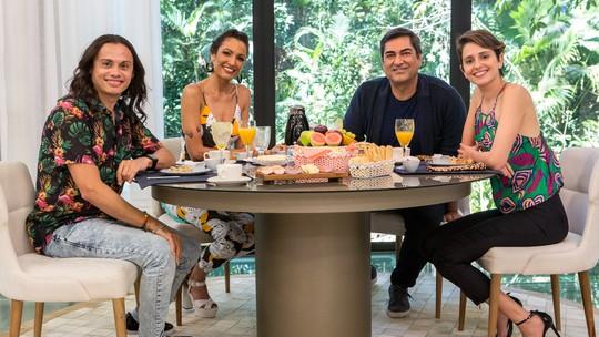 Carol Duarte e Silvero Pereira falam sobre seus personagens em 'A Força do Querer'