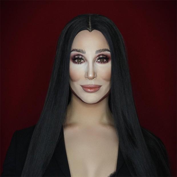 Alexis Stone como Cher (Foto: Reprodução/Instagram)