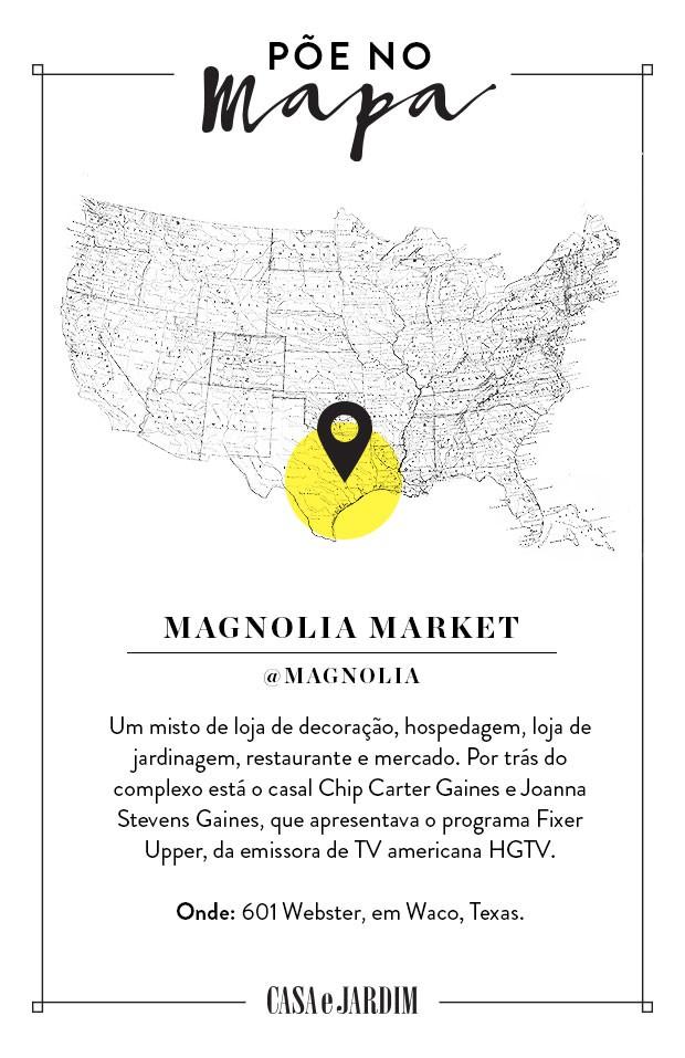 Magnolia Market, no Texas (Foto: Victor Amirabile)