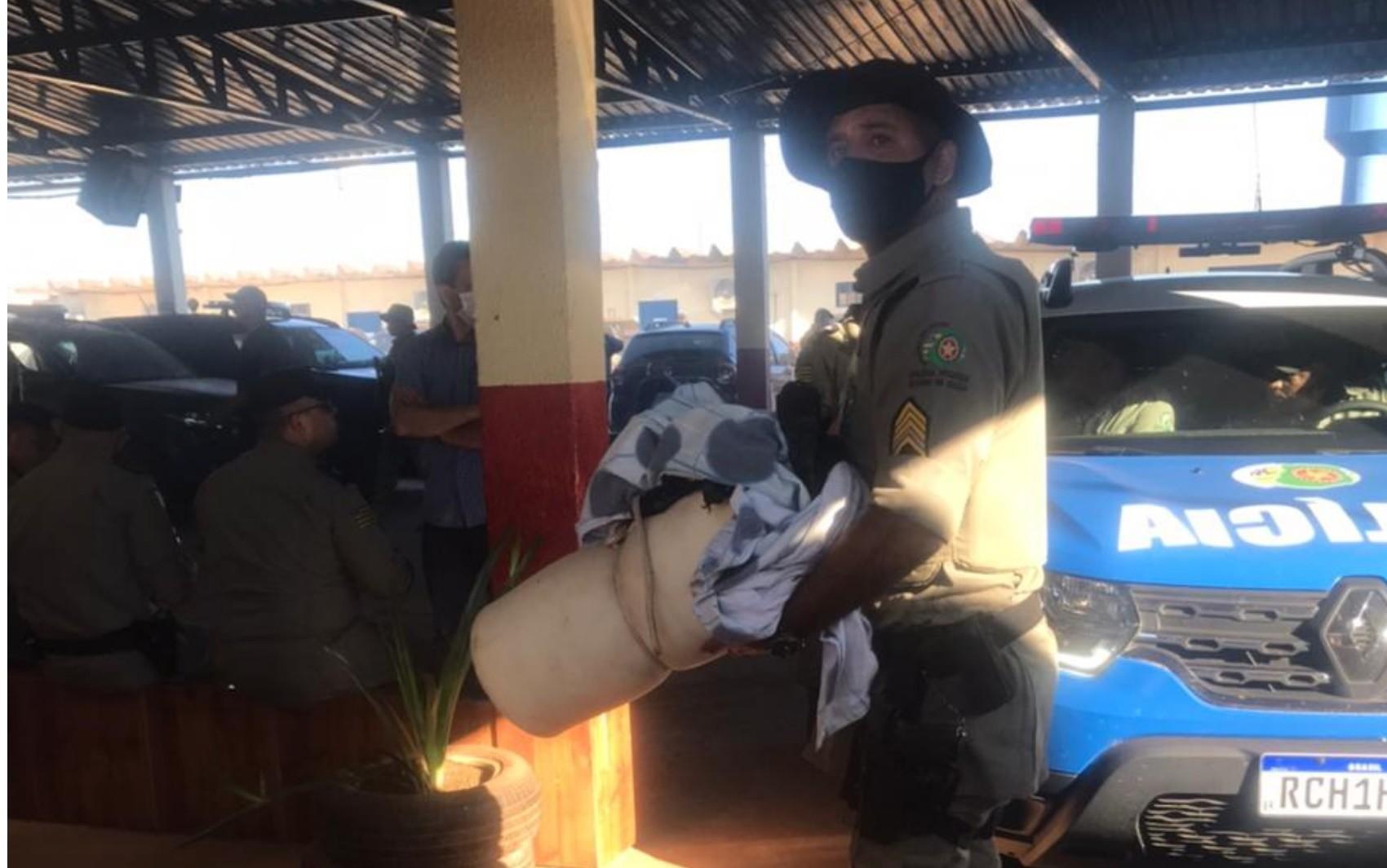 Buscas a Lázaro entram no 10° dia com ao menos 11 propriedades invadidas e 4 pessoas feitas reféns pelo suspeito de chacina no DF