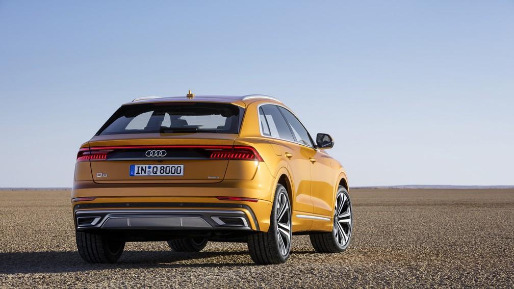 Audi Q8 (Foto: Audi/Divulgação)