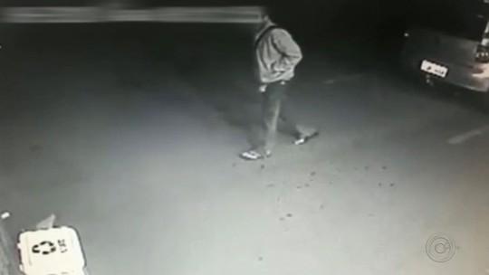 Imagens de câmeras ajudam a identificar e prender suspeitos de furtos em Jundiaí